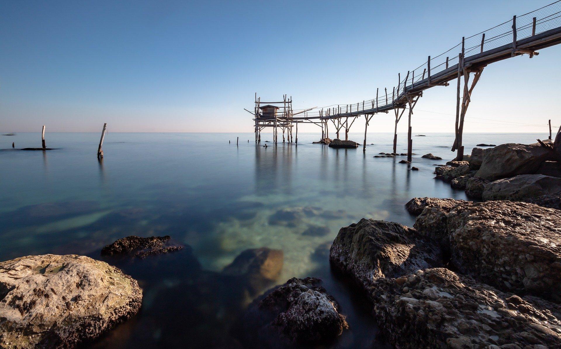 Riserva Naturale di Punta Aderci - Abruzzo