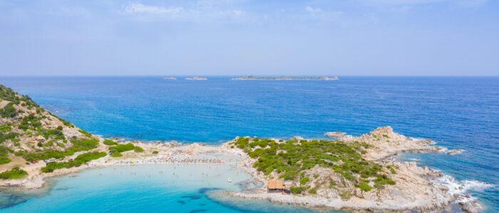 Punta Molentis Villasimius